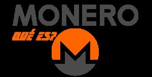 ¿Qué es Monero?