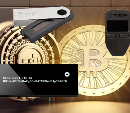 Comparativa cold wallets
