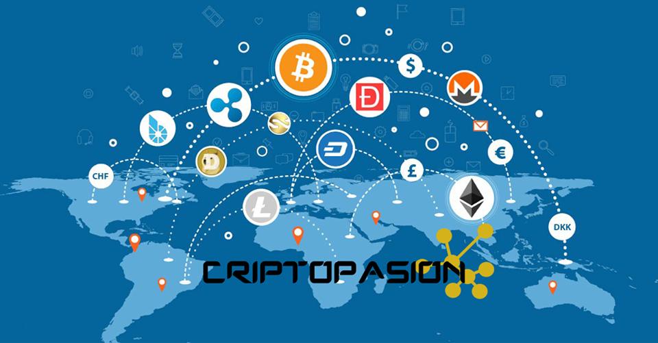 Pagina de facebook criptopasion. Bitcoin, ethereum y muchas otras criptomonedas.