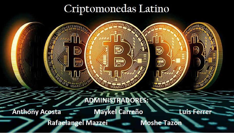 Criptomonedas Latino facebook