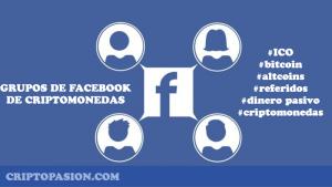 Mejores grupos de facebook de bitcoin y criptomonedas en español