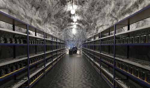 Mining IRM