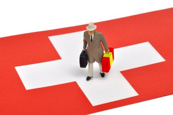 Suiza Paraiso fiscal