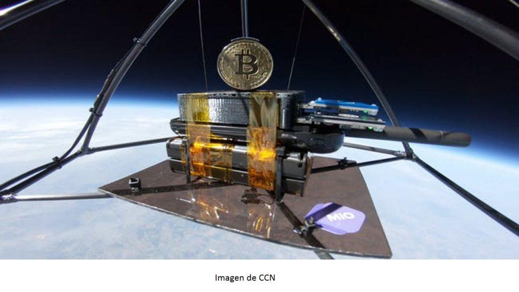 Mining One minar bitcoin espacio