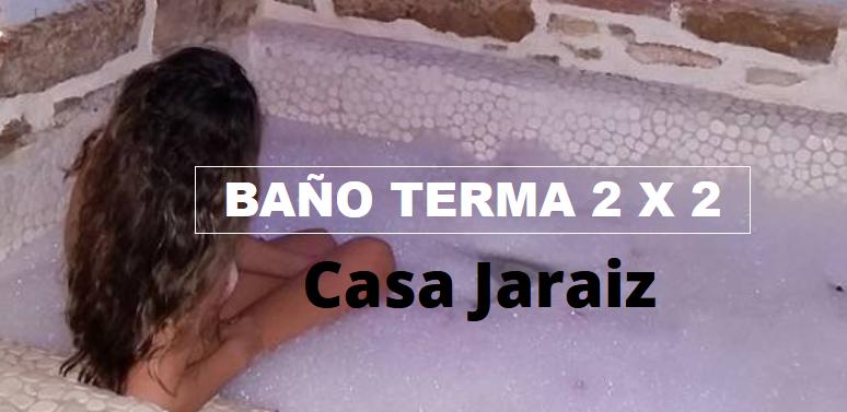 Baño termal pagado en bitcoins