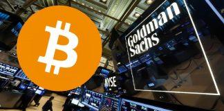Goldman sachs Bitcoin español aceptacion