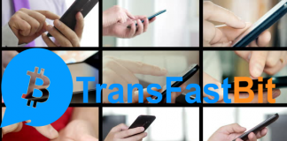 New logo transfastbit
