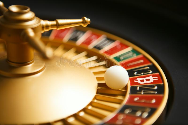 Ruleta casino bitcoin