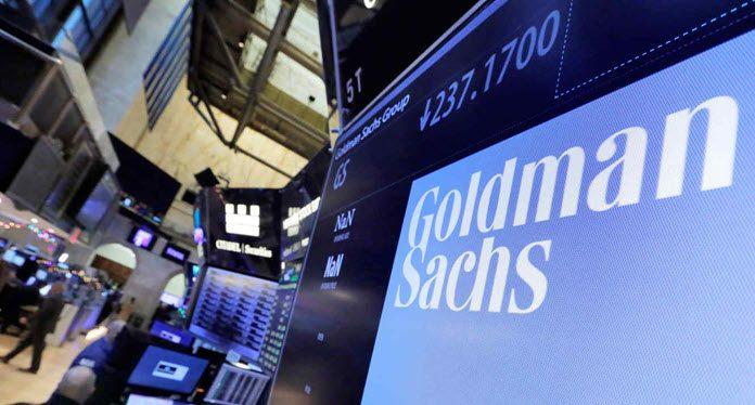 Goldman Sachs Ejecutivo Criptomonedas