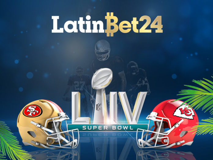 LatinBet en la superbowl