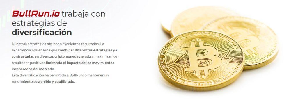 bullrun, BullRun.io: La plataforma que ofrece altos rendimientos por el criptotrading ¿es un scam?