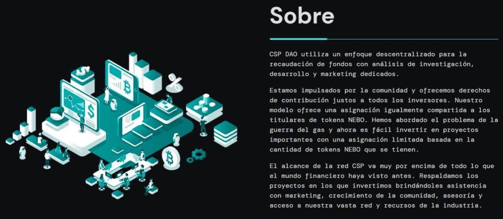 CSP DAO, CSP DAO: la red descentralizada que te ayuda invertir en proyectos prometedores en etapa inicial