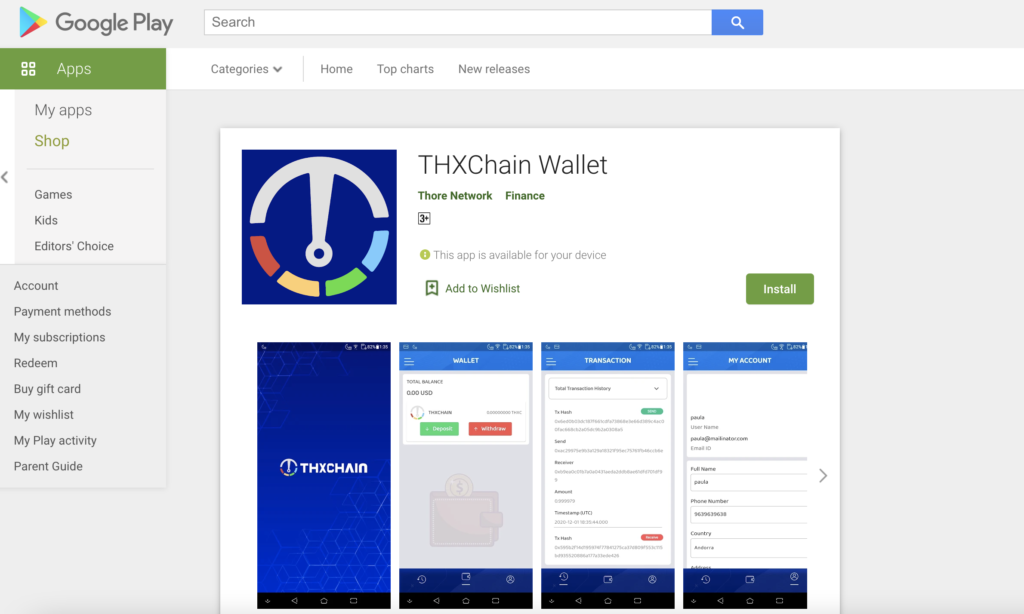 Thore Network, Thore Network trae una competencia de trading que no querrás perderte