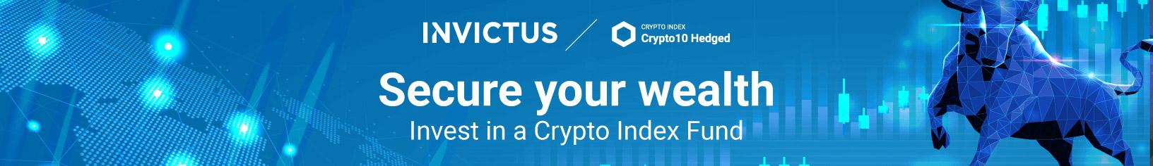 Asegure su patrimonio: invierta en un fondo de índice criptográfico