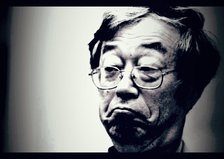 Cuadro de Satoshi Nakamoto