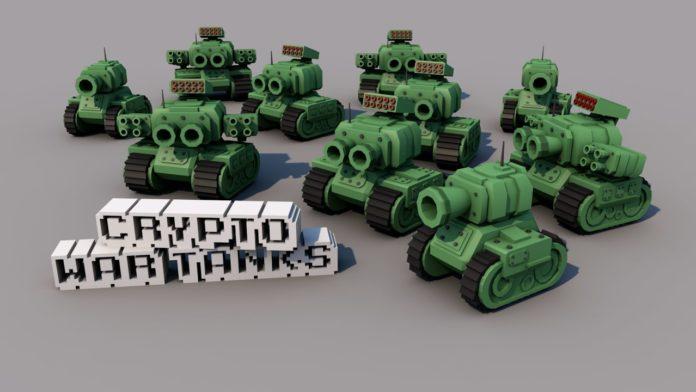 crypto tank wars